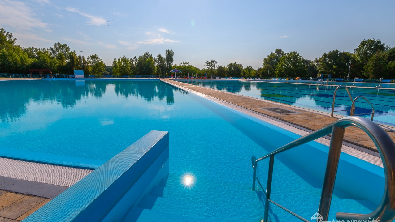 Relaxačný bazén I.